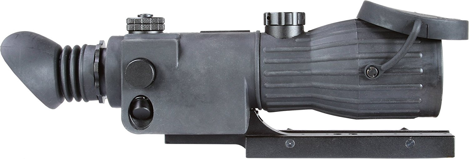 Armasight Orion 5x Gen 1+ Night Vision Rifle Scope Side View