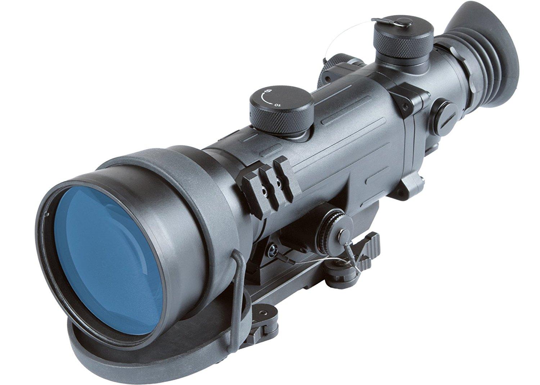 Armasight Vampire 3x CORE IIT Night Vision Rifle Scope Front View