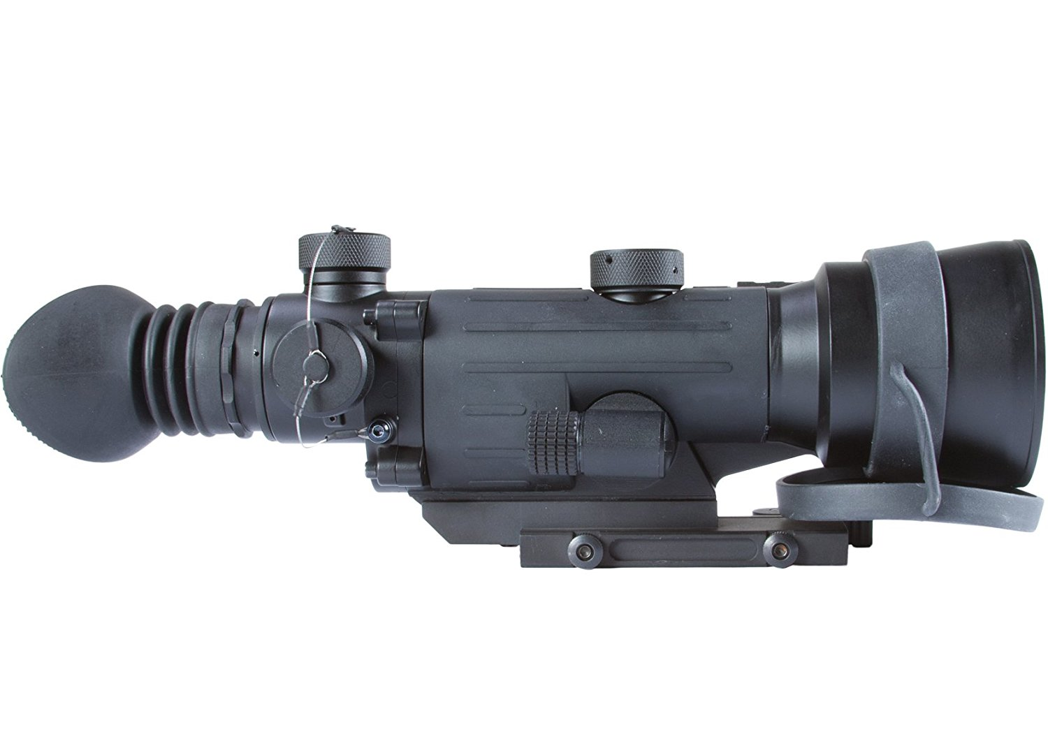 Armasight Vampire 3x CORE IIT Night Vision Rifle Scope Side View