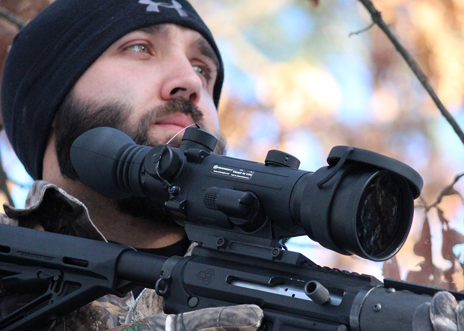 Best Night Vision Scope for Air Rifle | The Hunting Cave
