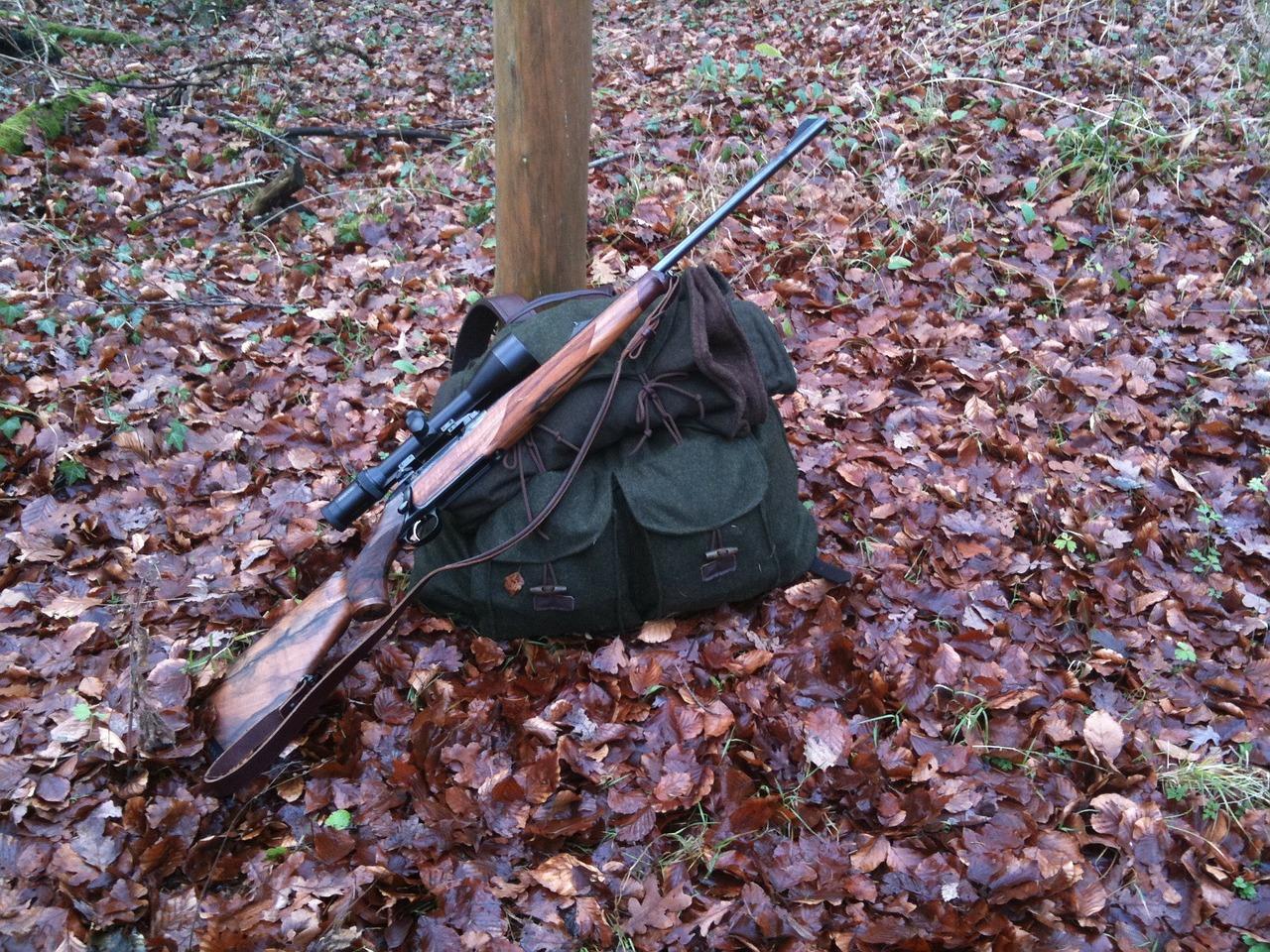 Long Hunting Riffle