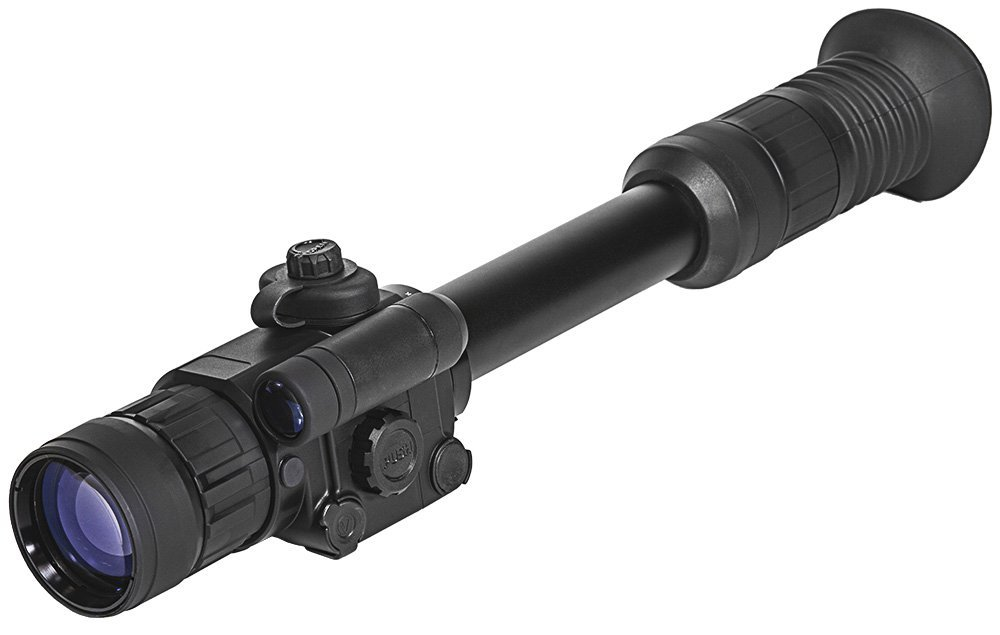Sightmark Photon XT 4.6x42S Digital Night Vision Rifle Scope Front View