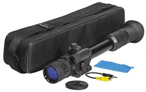 Sightmark Photon XT 4.6x42S Digital Night Vision Rifle Scope With Bag