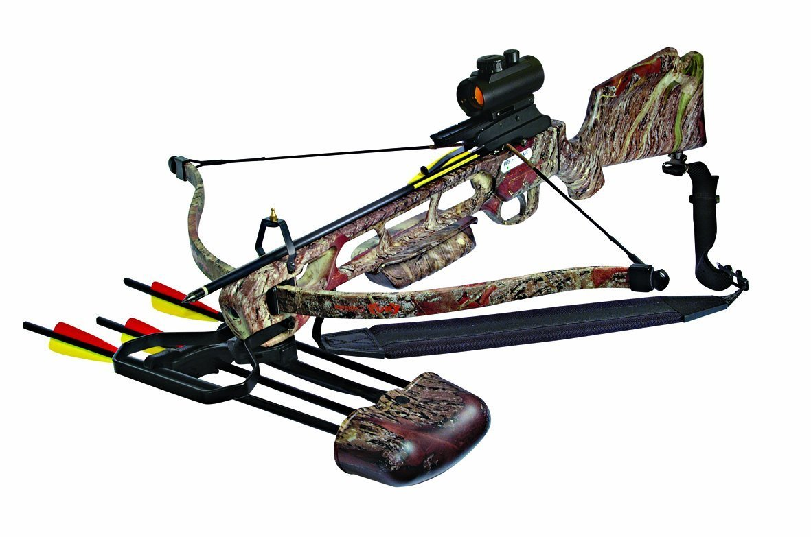 Arrow Precision Inferno Fury Crossbow Kit