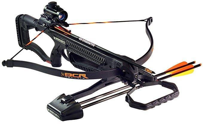Barnett Outdoors BCR Recurve Crossbow Package | Best Crossbows for Beginners