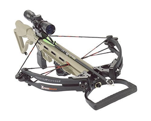 Carbon Express X-Force Advantex| Best Crossbows for Beginners