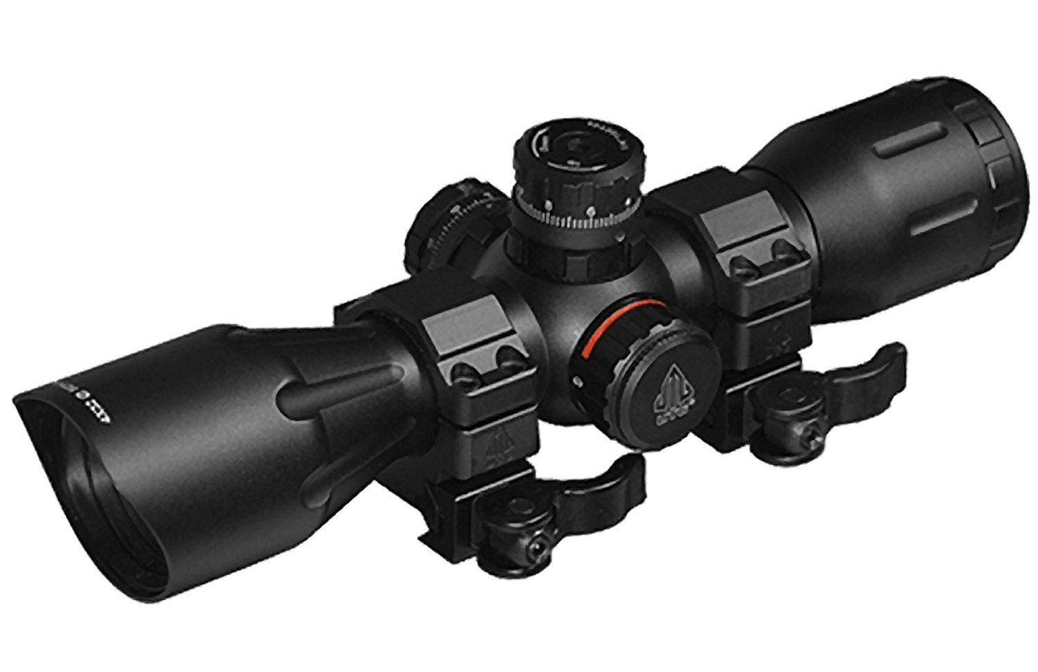 Leapers UTG 4X32 1″ Crossbow Scope