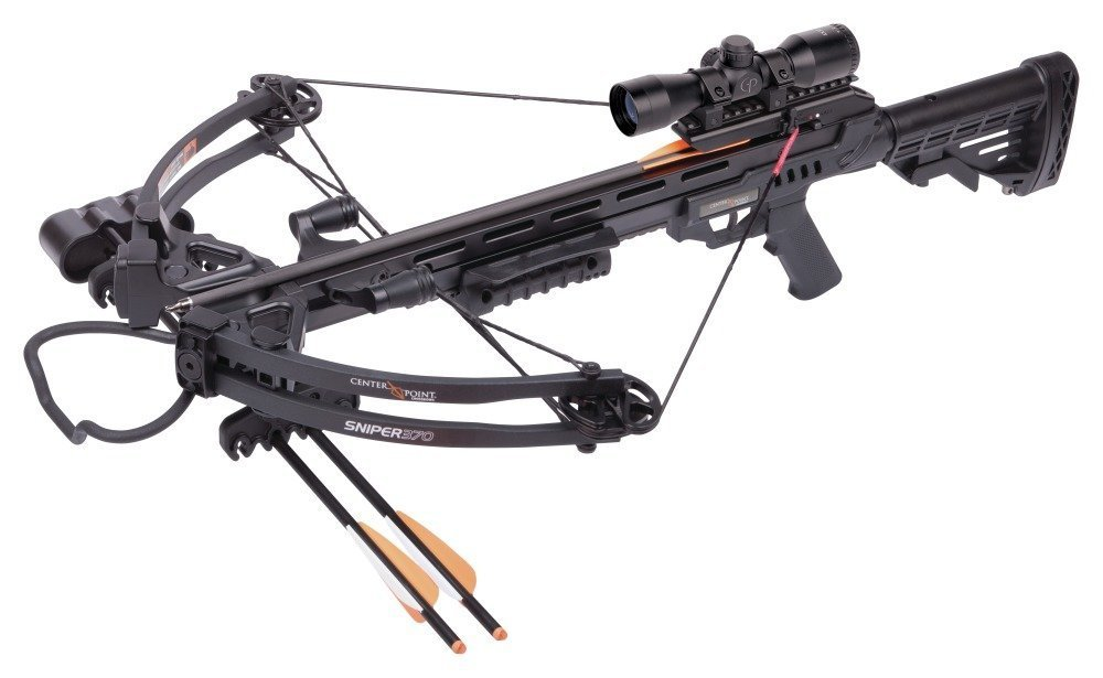 CenterPoint Sniper 370 - Crossbow Package