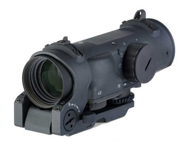 Best Mid-Range Tactical Scope | Elcan Specterdr 1/4x5.56 NATO Flat Dark Earth